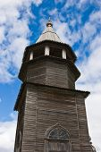Wooden bell-tower
