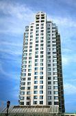 New apartment skyscraper