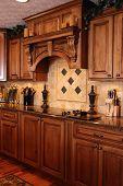 A beautiful custom kitchen