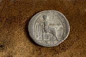 Roman Silver Coin 89 Bc