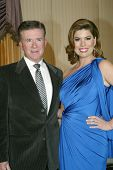 BEVERLY HILLS - FEB. 27: Alan Thicke & Gloria Loring arrive at the Norby Walters 21st Annual Night o