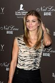LOS ANGELES - JUL 22:  AnnaLynne McCord arrives at the Neil Lane Bridal Collection Debut at Drai's a