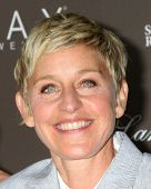LOS ANGELES - JUL 22:  Ellen DeGeneres arrives at the Neil Lane Bridal Collection Debut at Drai's at