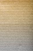 braune Gewellte Pappe Blatthintergrund
