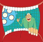 Doctor stomatologist