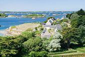 View On Archipelago Brehat And Ile De Brehat In Brittany