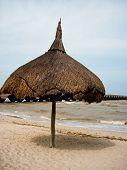 Unbrella on the beach