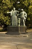 picture of mater  - The Alma Mater for the University of Illinois in Champaign - JPG