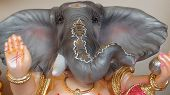 picture of pooja  - lord ganesha - JPG