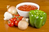 Pasta Sauce Ingredients