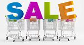 Sale And Cart