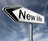 start new life road to fresh begin new start