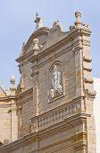 Church of St. Francesco d'Assisi. Gallipoli. Puglia. Italy.