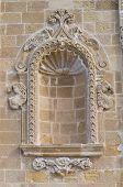 Church of St. Domenico. Gallipoli. Puglia. Italy.