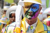 Minnesänger Karneval Bemalung