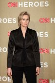 LOS ANGELES - DEC 2:  Jane Lynch arrives to the 2012 CNN Heroes Awards at Shrine Auditorium on Decem