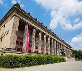 Altes Museum. German Old Museum on Museum Island, Mitte. Berlin, Germany
