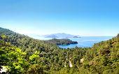 blue bay (Turkey)