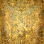 dec.orative golden stucco texture