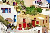 colors of Greece - Santorini