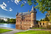 beautiful castle De Haar - Holland