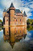 fairy castle Da Haar