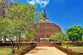 stock photo of polonnaruwa  - Polonnaruwa  - JPG