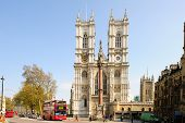 Westminster Abbey London England Uk Europe poster