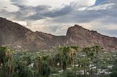Camelback Mountain in Phoenix, Scottsdale, Arizona