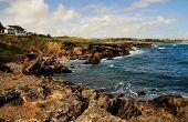 Rocky Coastal At Bottom Bay
