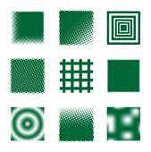 Halftone Squares