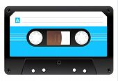 Audio Cassette Icon
