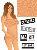 Censored Pixels