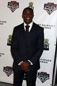 LOS ANGELES  - FEB 9:  Kofi	Sarkodie at the ESPN Sport Science Newton Awards at Sport Science Studio