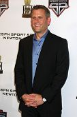 LOS ANGELES  - FEB 9:  John Brenkus at the ESPN Sport Science Newton Awards at Sport Science Studio on February 9, 2014 in Burbank, CA