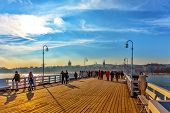 Pier In Sopot, Poland