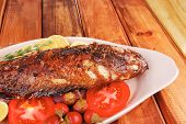 picture of sunfish  - healthy lunch  - JPG