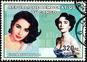 Elizabeth Taylor Stamp