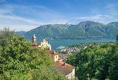 Locarno,Lake Maggiore,Switzerland