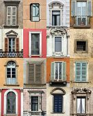 Windows - Colorful Collage