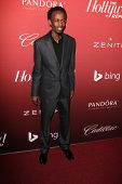 LOS ANGELES - FEB 10:  Barkhad Abdi at the The Hollywood Reporter's Annual Nominees Night Party at S