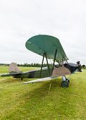 stock photo of ww2  - biplane Polikarpov Po - JPG