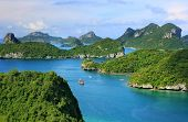 picture of thong  - Ang Thong National Marine Park in Thailand - JPG