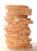 Ciabatta Flat Bread
