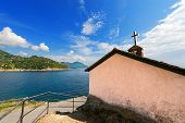 Church In Bonassola - Liguria - Italy
