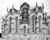 Batalha Monastery in Leira district, Portugal