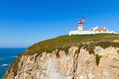 Cabo da roca, Portugal