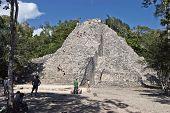 The main ziggurat
