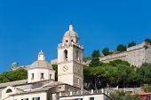 San Lorenzo Church - Portovenere Liguria Italy