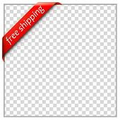 pic of ship  - Free shipping corner ribbon - JPG